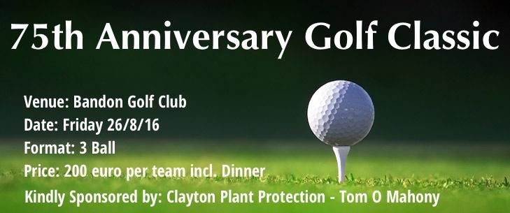 Hamilton High School 75th Anniversary golf classic